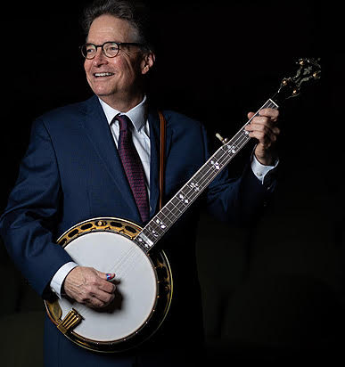 Bill Evans on banjo