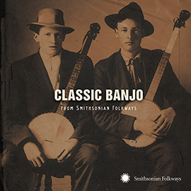 Classic Banjo from Smithsonian Folkways - SFW40209